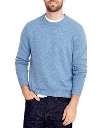 J.Crew Rugged Merino Wool Blend Sweater