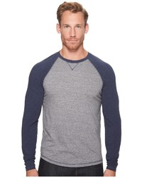 Lucky Brand Saturday Stretch Color Block Tee T Shirt