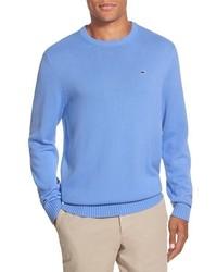 Vineyard Vines Whale Classic Fit Cotton Crewneck Sweater