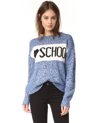Wildfox Couture Wildfox School Holiday Sweater
