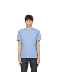 A.P.C. Blue Andrew T Shirt