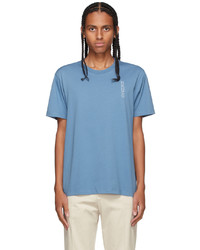Kenzo Blue Graphic Classic T Shirt