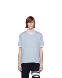 Thom Browne Blue Ringer T Shirt