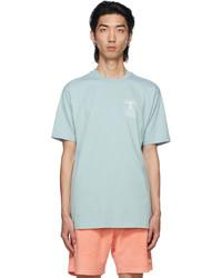 032c Blue Vitruv T Shirt