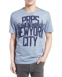 PRPS Catcher Trim Fit Crewneck T Shirt
