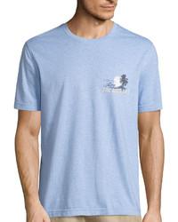 Island Shores Short Sleeve Crew Neck T Shirt