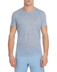 Orlebar Brown Ob T Linen Crewneck T Shirt