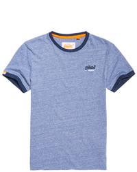 Superdry Orange Label Ringer T Shirt