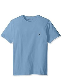 Nautica Short Sleeve Solid Crew Neck T Shirt