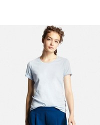 Uniqlo Supima  Cotton Crew Neck T Shirt