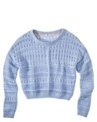 9a79a1a9f Light Blue Cropped Sweaters for Women