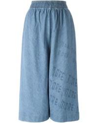 Bernhard Willhelm Keep It Unreal Culotte Pants