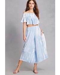 Boho me tie dye smock culottes medium 6987372