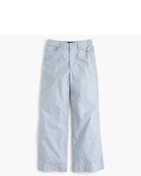 J.Crew Cotton Canvas High Waisted Pant