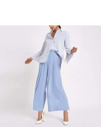 Light blue culottes medium 6987370