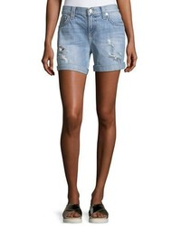 True Religion Jayde Bermuda Short W Flap Pockets