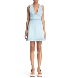 Stella McCartney Anne Denim Dress