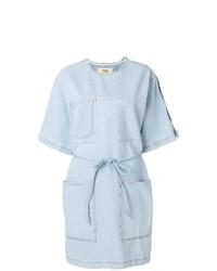 Ports 1961 Denim T Shirt Dress