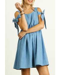 Light denim dress medium 743476