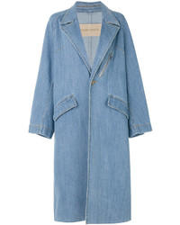 Christian Wijnants Citta Denim Coat
