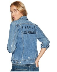 Lucky Brand Tomboy Trucker Jacket Coat