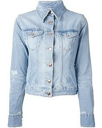 Light blue denim jacket original 2884605
