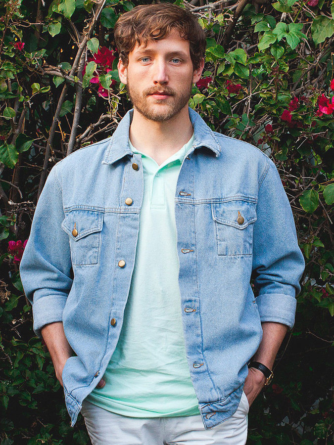 American Apparel Denim Jacket   Where to buy & how to wear