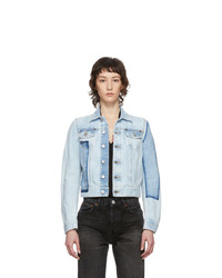 Dsquared2 Blue Denim Classic Jacket
