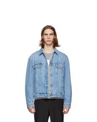 Valentino Blue Denim Jacket