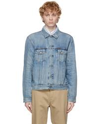 Polo Ralph Lauren Blue Denim Outerwear Jacket