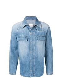 Maison Margiela Button Up Denim Jacket