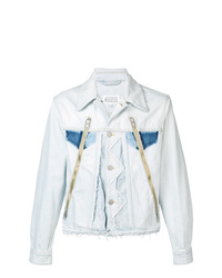 Maison Margiela Cropped Denim Jacket