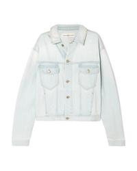 Golden Goose Deluxe Brand Demi Oversized Denim Jacket