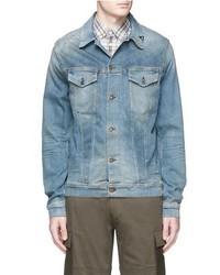 Denham Jeans Denham Amsterdam Stretch Selvedge Denim Jacket