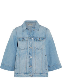 Madewell Denim Jacket Blue