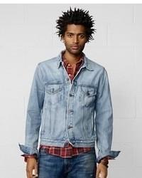Denim & Supply Ralph Lauren 4 Pocket Denim Trucker Jacket