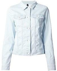 J Brand Washed Denim Jacket
