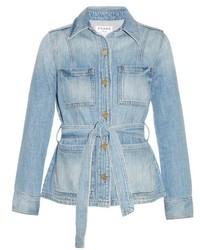 Frame Le Patch Pocket Denim Jacket
