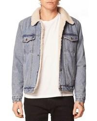ROLLA'S Lined Denim Jacket