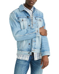 Madewell Manitoba Wash Oversize Jean Jacket