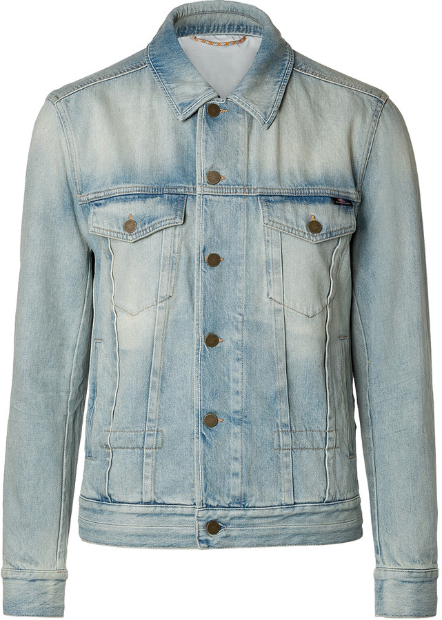 Marc Jacobs Jean Jacket | Where to buy & how to wear