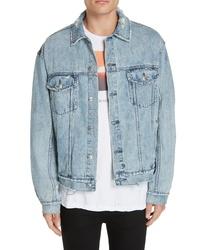 Ksubi Oh G Oversize Denim Jacket