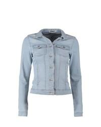 Only Westa Denim Jacket Blue