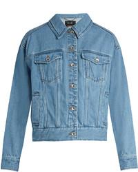 Muveil Oversized Denim Jacket