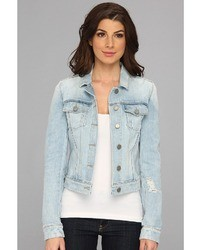 Light Blue Jacket Women