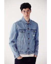 Calvin Klein Reissue Denim Trucker Jacket
