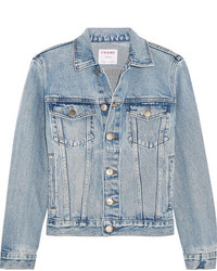 Frame Rigid Re Release Denim Jacket Light Denim