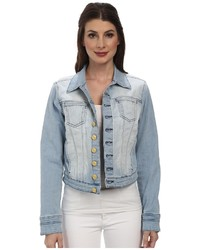 Jag Jeans Savannah Comfort Denim Fitted Jacket