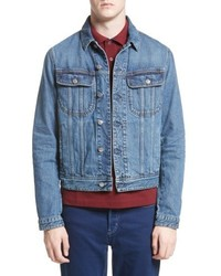Tent denim jacket medium 5168362