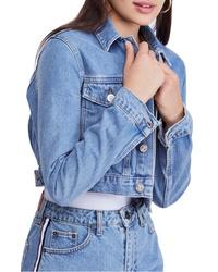 BDG Urban Outfitters 90s Crop Denim Jacket
